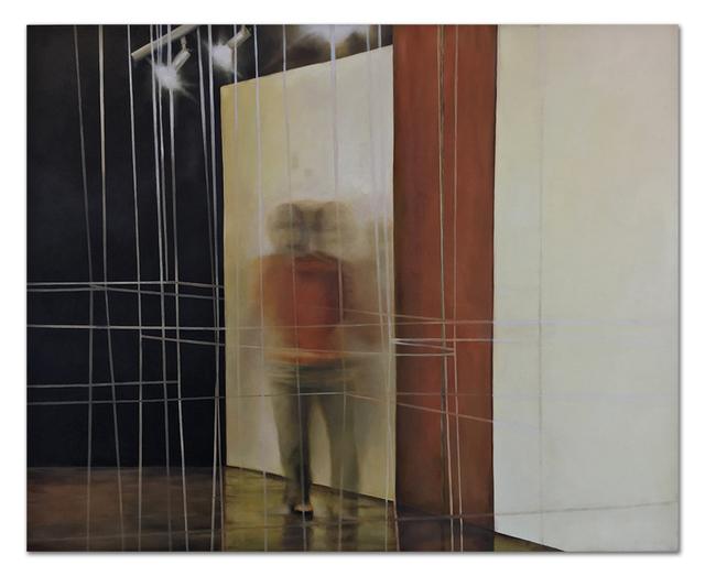 """, '""""En el laberinto de hilo XII"""",' 2017, PRIMARY"""