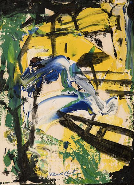 , 'Untitled,' 1990, Gallery Sumukha