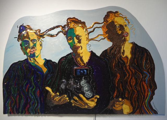 , 'Poem Teller,' 2013, Carter Burden Gallery