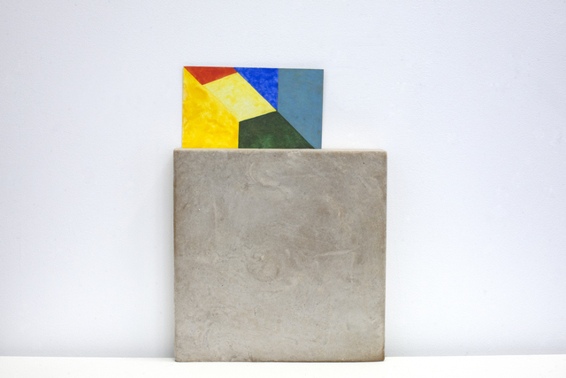 , 'L'oiseau et le serpent,' 2014, Galerie Emmanuel Hervé