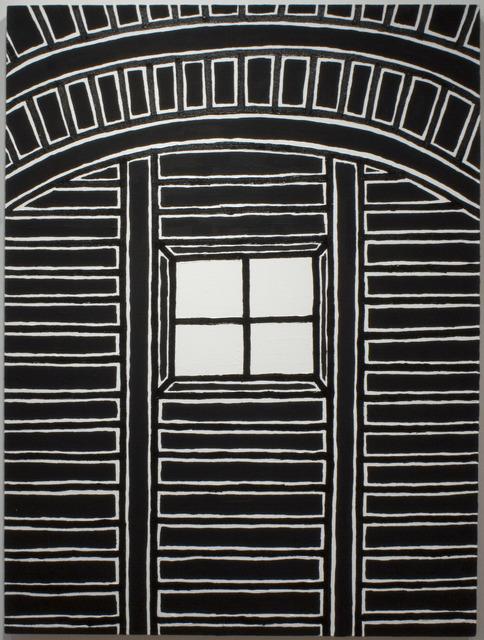 , 'Black Cabin,' 2013, Laroche/Joncas