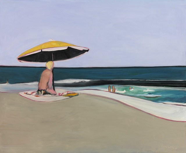 , 'Beach Girl,' 2016, Caldwell Snyder Gallery