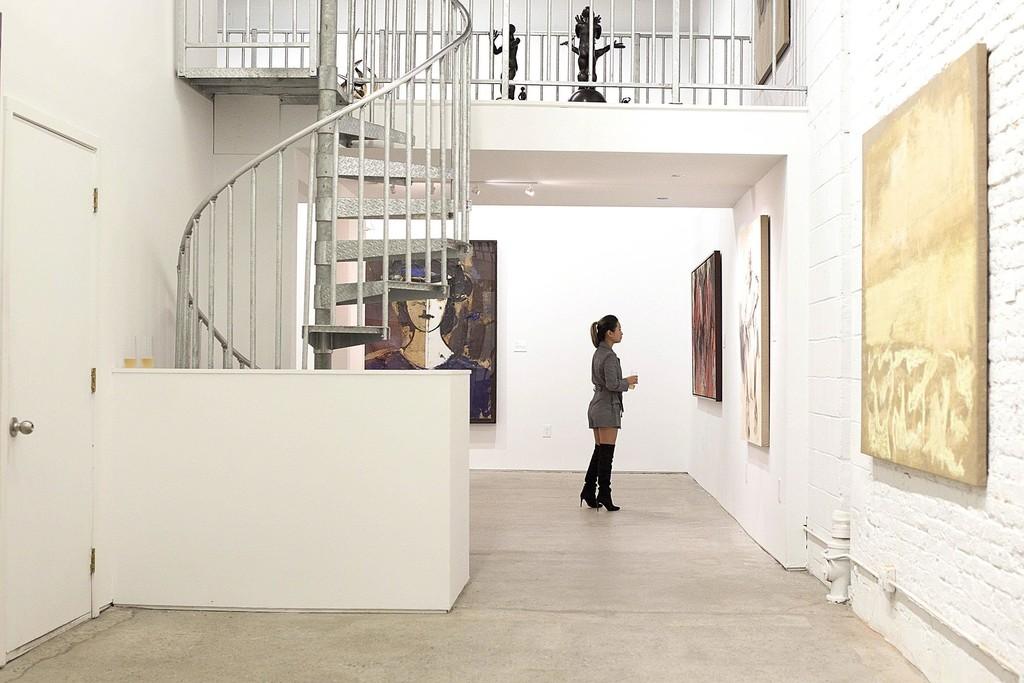 Winifred Hu and Matthew Barash, BOCCARA ART Brooklyn Gallery