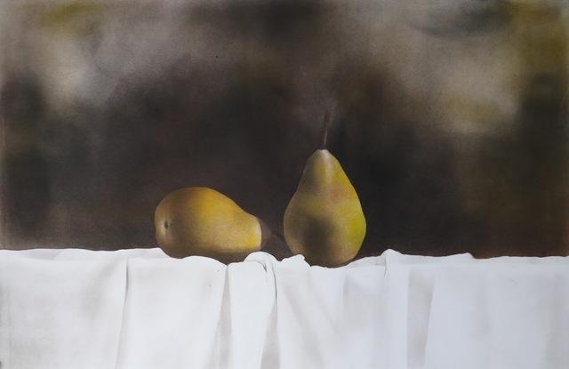 , 'Pears,' 2017, Andra Norris Gallery