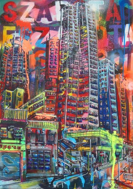 , 'High Street Sai Ying Pun,' 2017, Art Supermarket