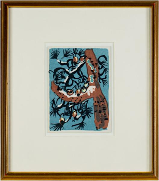 , 'Season's Good Cheer Artist's No. 256,' c.1950, David Barnett Gallery