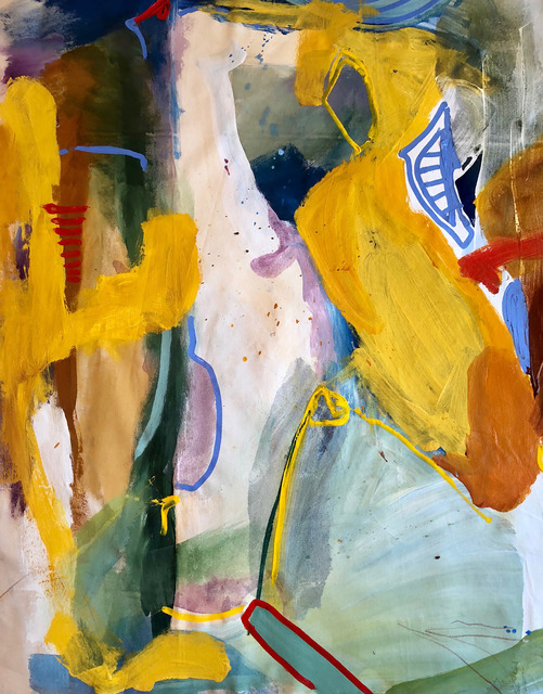 , 'The Dance,' 2018, Quogue Gallery