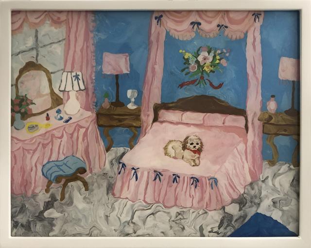 , 'Bean the Dog,' 2019, 99 Loop Gallery