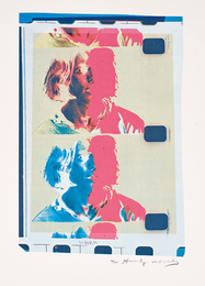 Andy Warhol, 'Eric Emerson (Chelsea Girls),' 1982, Phillips: Evening and Day Editions