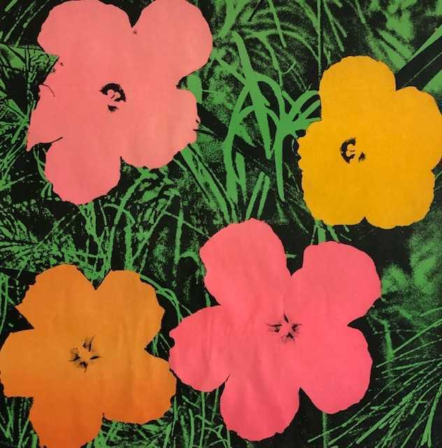 Andy Warhol, 'Flowers', 1964, New River Fine Art