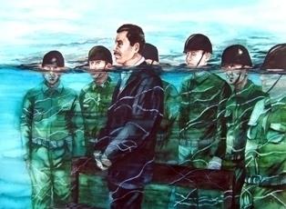 , 'her yer deniz olsa ,' 2010, Galeri Nev