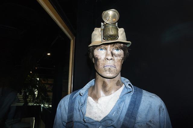 Tom Van Eynde, 'Untitled Miner', 2018, Linda Warren Projects