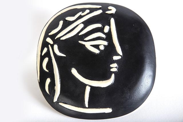 Pablo Picasso, 'Profil De Jacqueline 56 Art AR 385', 1956, Modern Artifact