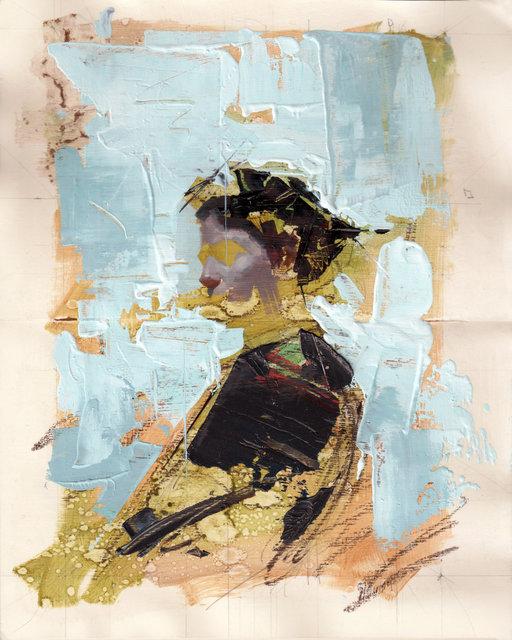 , 'Imprint No. 21,' 2015, Hashimoto Contemporary