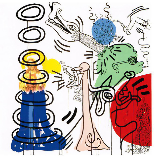 Keith Haring, 'Apocalypse 5', 1988, Georgetown Frame Shoppe