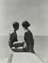 Divers, Horst with Model, Paris