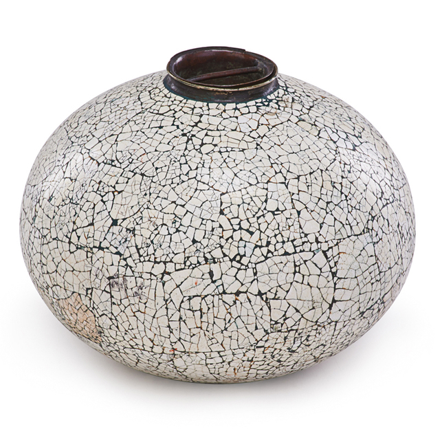 Paul Mergier, 'Dinanderie Vase, France', Early 20th C., Rago/Wright