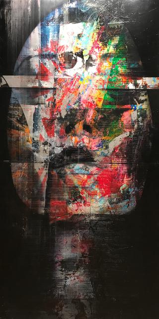 , 'Oracle II,' 2017, Galerie LeRoyer