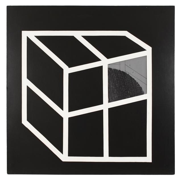, 'Nascosto 1,' 1968, Dep Art
