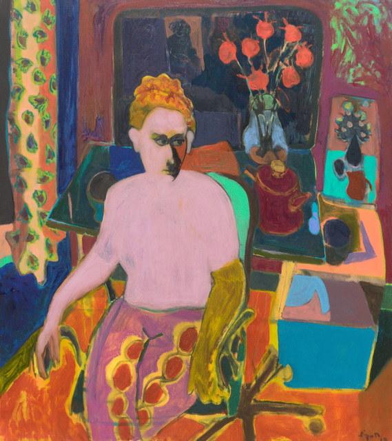 , 'Scarlett,' 2019, Nil Gallery