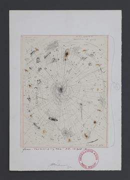 , 'Cosmosizing Man,' 1975, Ivan Gallery