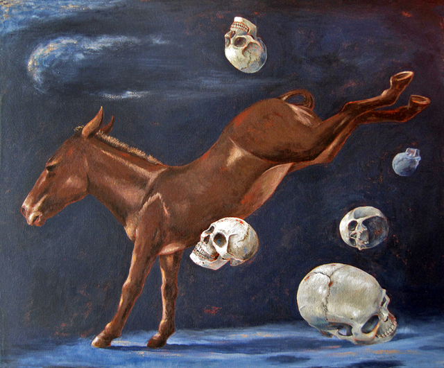 , 'The Unforgiven (Mule),' 2009, Court Tree Gallery