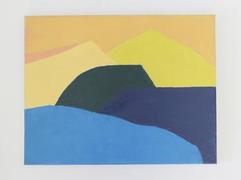 Etel Adnan, 'Sans Titre,' 2014, She Inspires Art