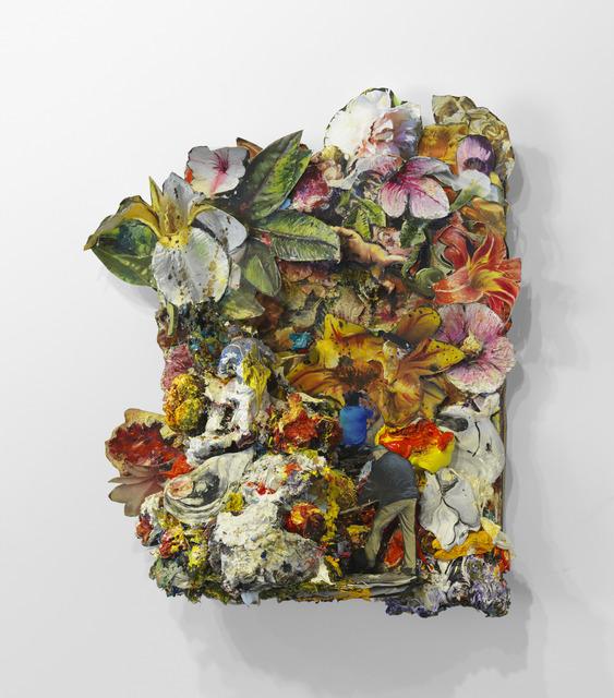 , 'In the Garden,' 2016, Gallery NAGA