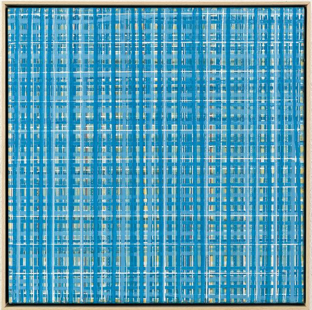 , 'Grid,' 2016, Galerie Jordanow