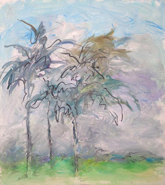 , 'Dancing Palms,' , Somerville Manning Gallery