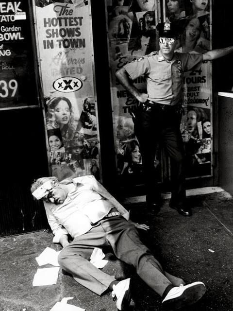 Miron Zownir, 'NYC 1982 ', 1982, Galerie Bene Taschen