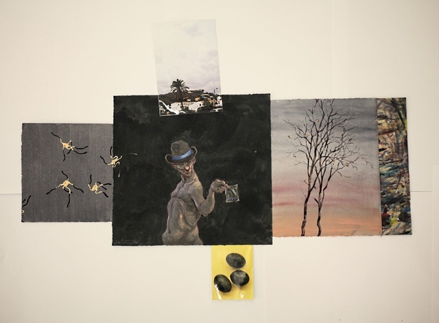 , 'Paper Tales,' 2016, Galleri Brandstrup