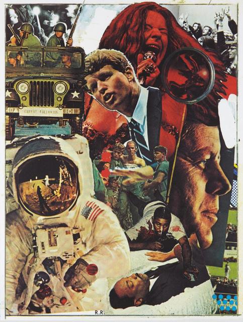 Robert Rauschenberg, 'Signs', 1970, Kenneth A. Friedman & Co.