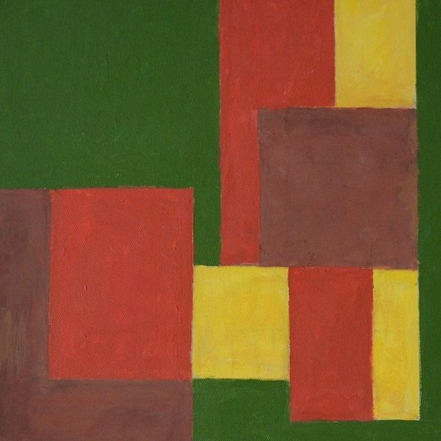 Robert Ludwig, 'Reds Yellow and Green', 2015, Carter Burden Gallery