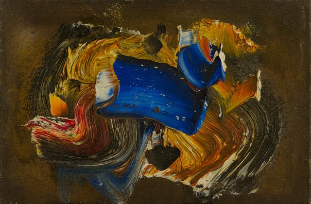 , 'color composition ,' 1990's, Eye For Art Houston