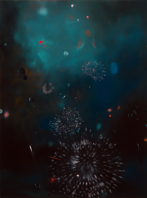 , 'Verge,' 2014, Inman Gallery