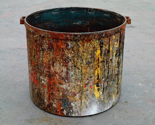 , 'Shiva Paint Tub #7,' 1982-2004, Rosamund Felsen Gallery