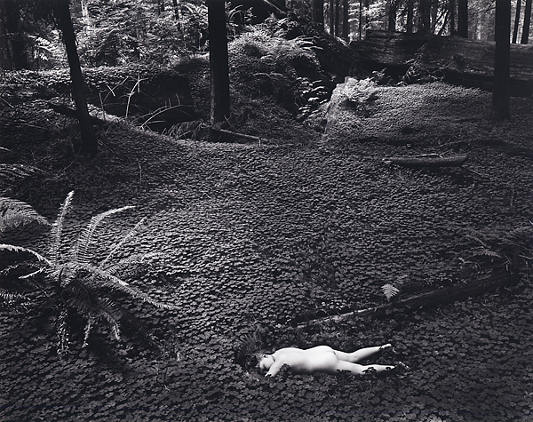 , 'Child in the Forest,' 1951-printed circa 1970, Scott Nichols Gallery