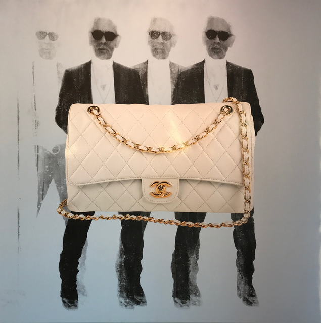 , 'Karl with Chanel bag,' , Art Angels