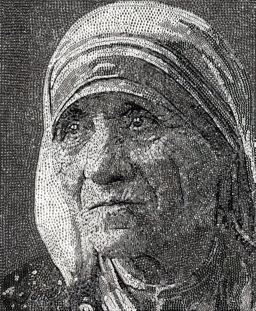 , 'Mother Teresa,' 2018, Galería Corsica