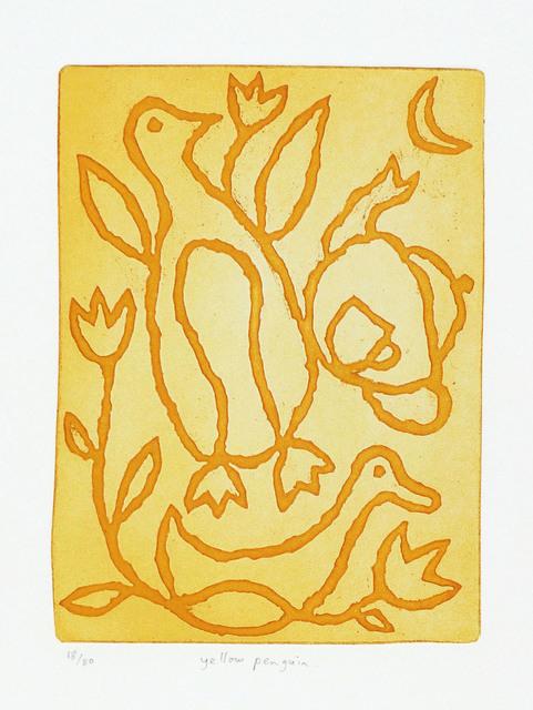 , 'Yellow Penguin,' 2019, Queenscliff Gallery & Workshop
