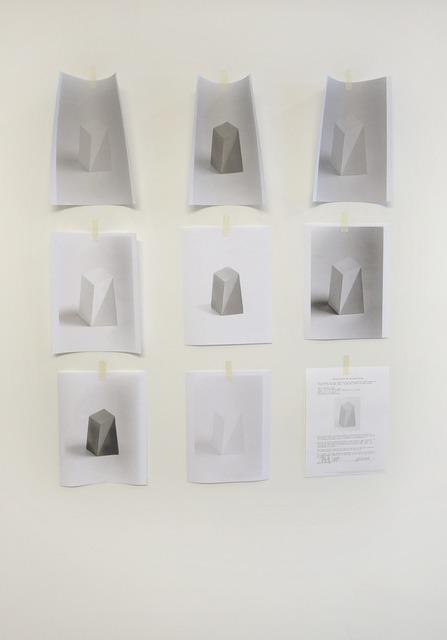 , 'Kit Para Una Demolición Perfecta.,' 2014, Galería de la Oficina