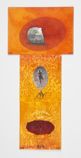 , 'b,' 1996, Casas Riegner