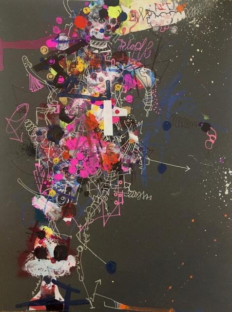 , 'Untitled 18,' 2017, AFA Gallery