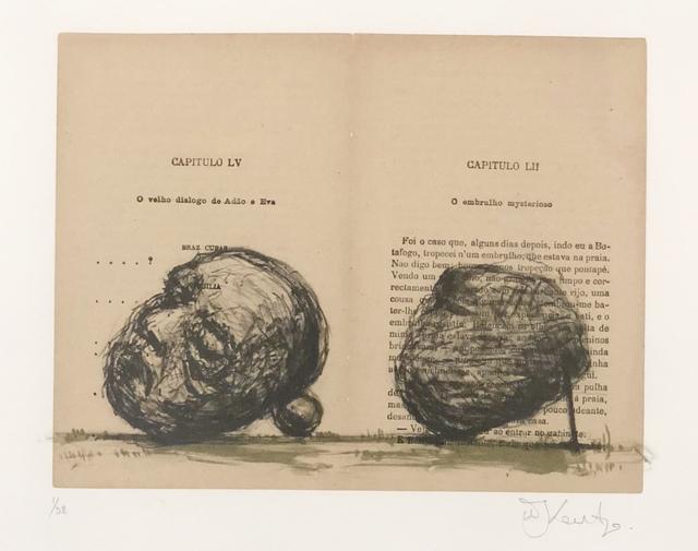 , 'Braz Cubas (Head & stone),' , Absolut Art Gallery