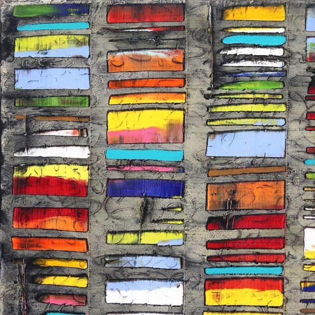 Petra Rös-Nickel, 'Happy 19_4', 2019, Painting, Mixed Media, Oil on Canvas, Artspace Warehouse