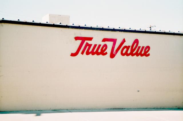 , 'Untitled (True Value),' 2017, Cob