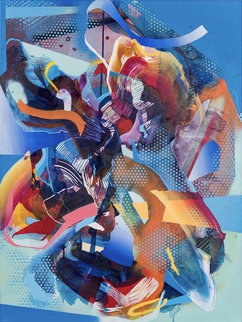 , 'Boomerang,' 2019, Mirus Gallery