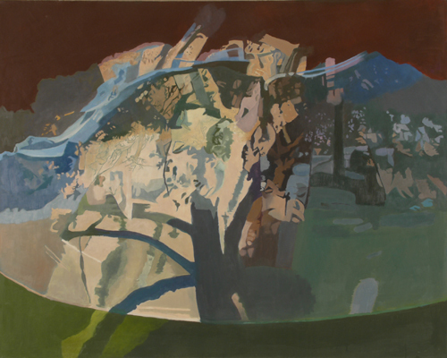 , 'The Covered Apple Tree,' 1994-1996, Walter Wickiser Gallery