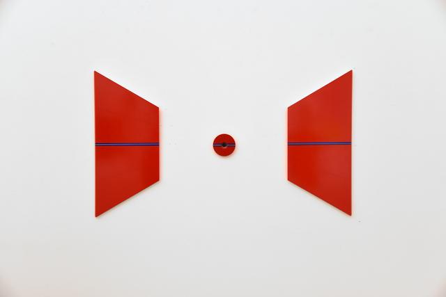 , ' Umbilical,' 2015, Frantic Gallery